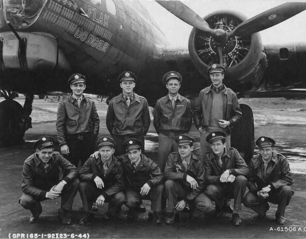 B-17 #44-6976 / Flak Dodger