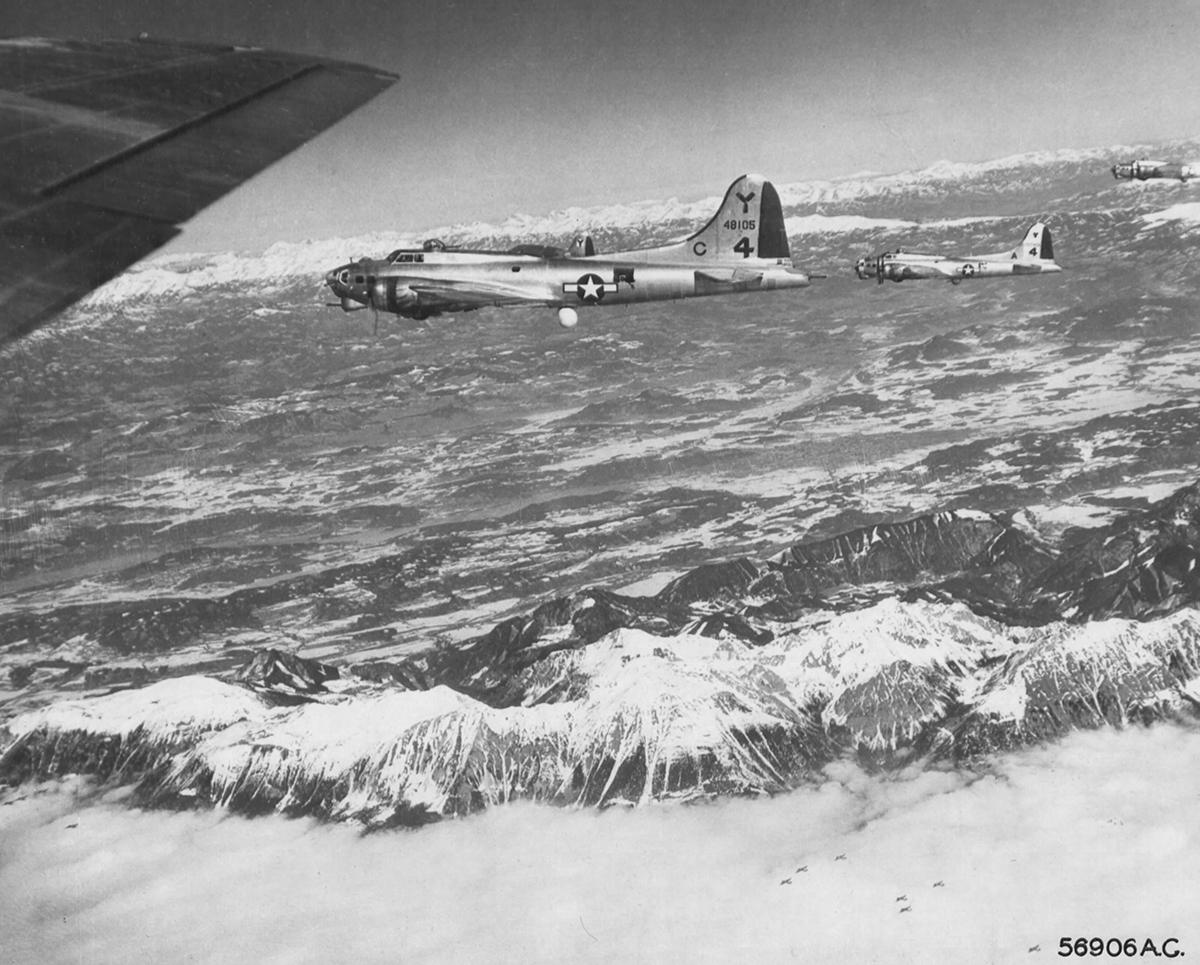 B-17 #44-8105