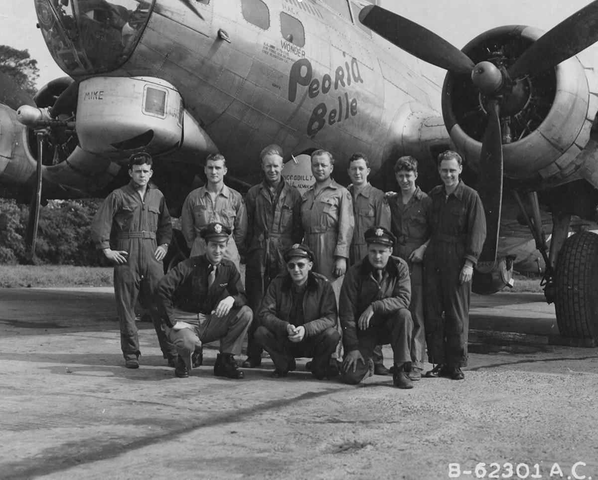 B-17 #44-8610 / Peoria Belle