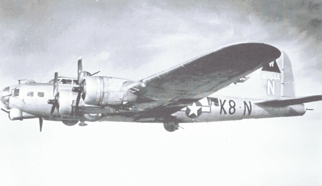 B-17 #44-8644