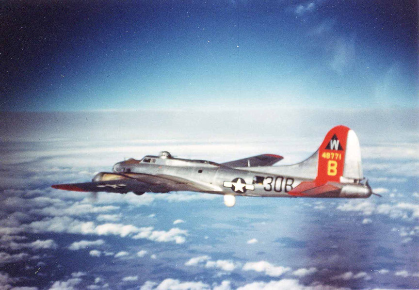 B-17 #44-8771