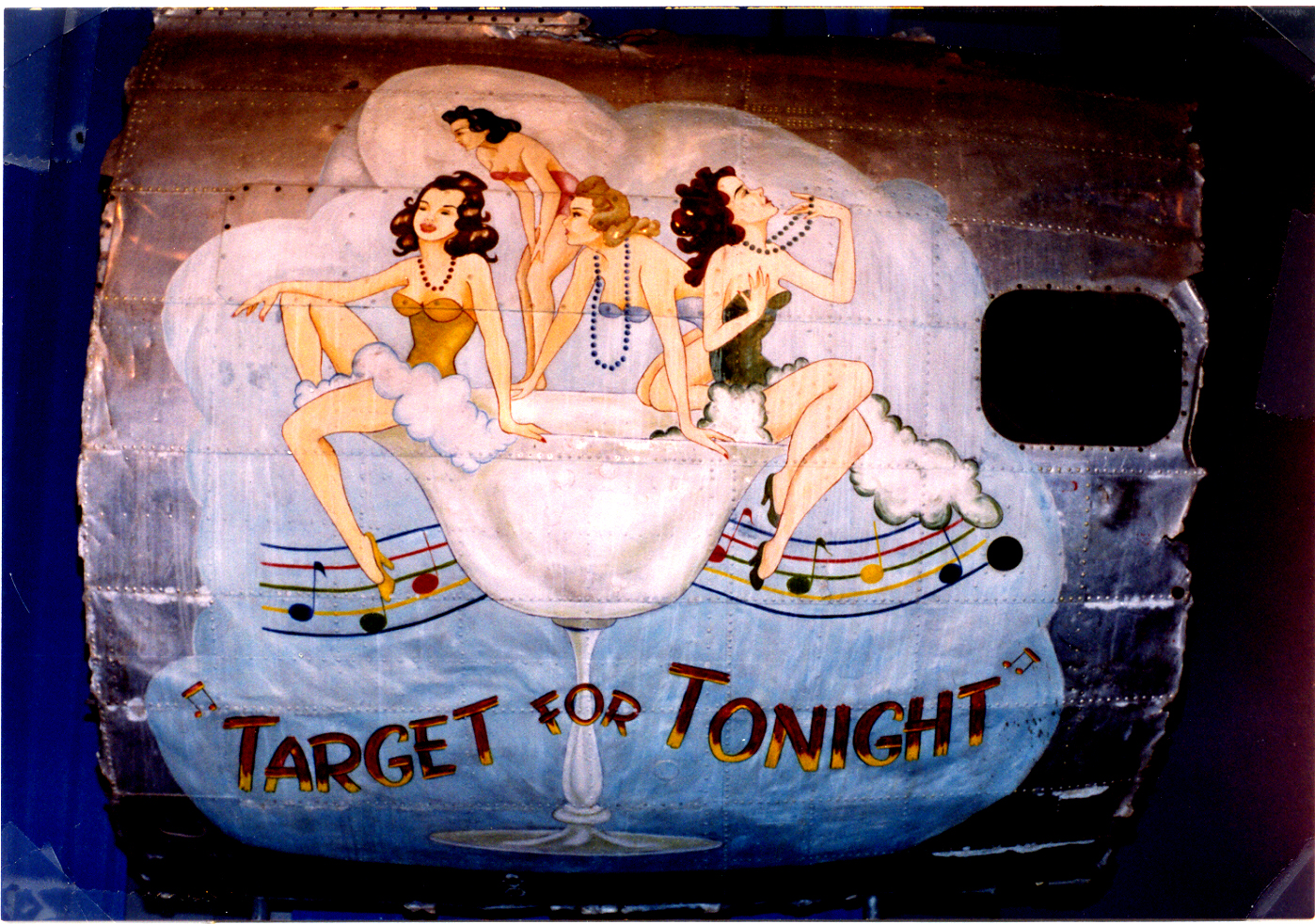 B-17 #44-8810 / Target for Tonight
