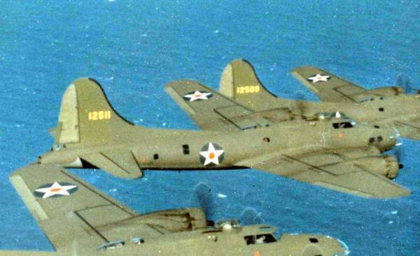 B-17 #41-2511