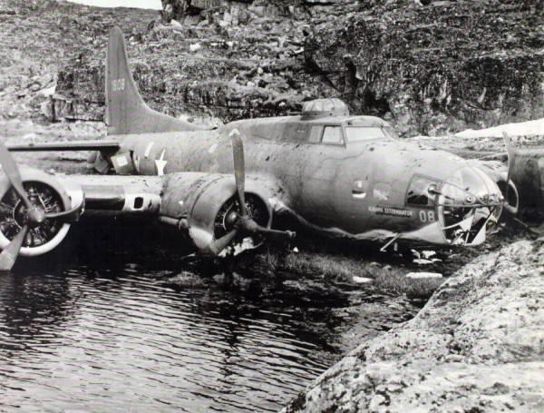 B-17 #41-9108 / Alabama Exterminator