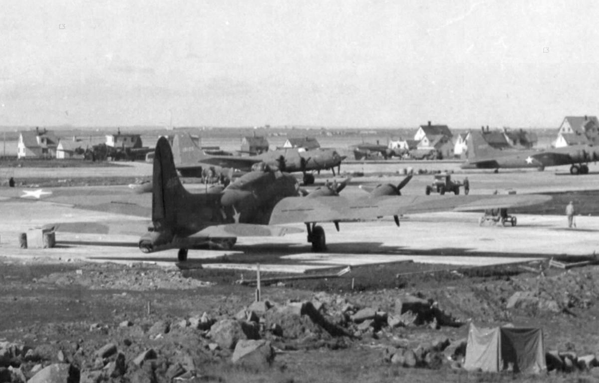 B-17 #41-9231
