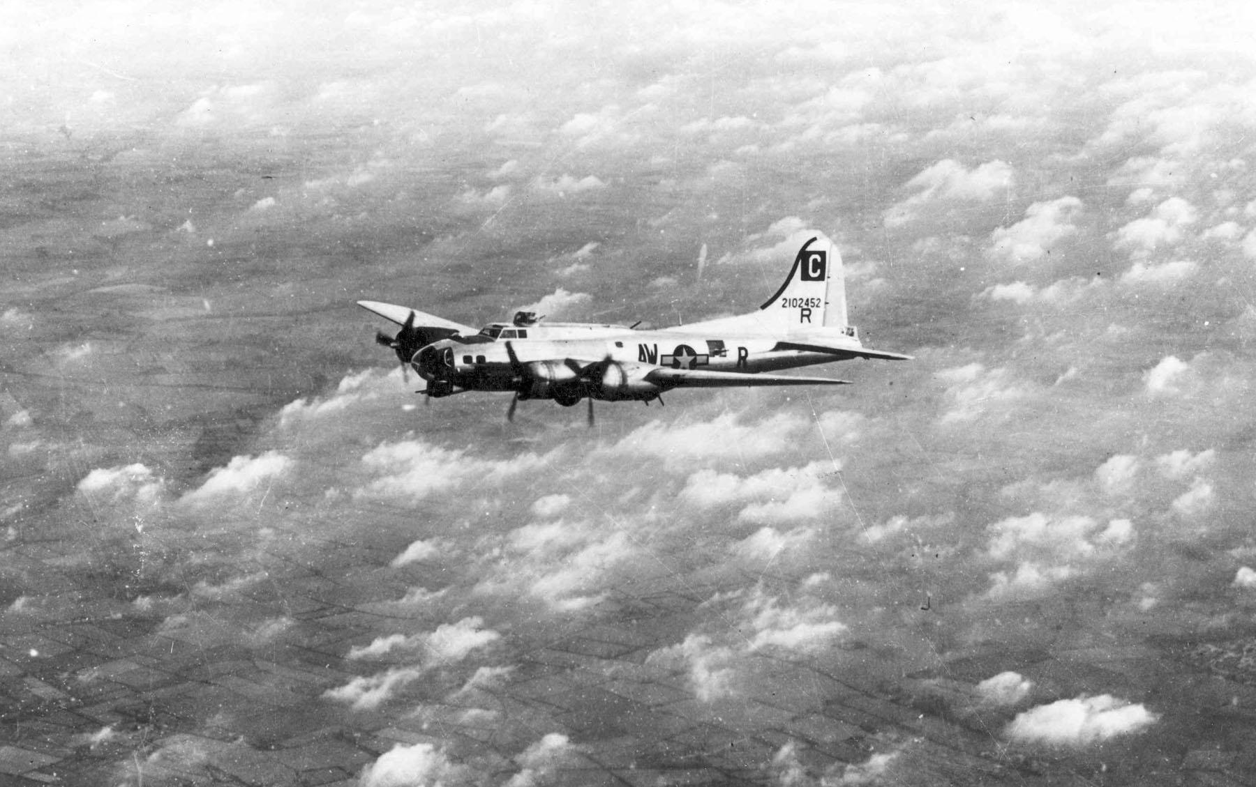 B-17 #42-102452