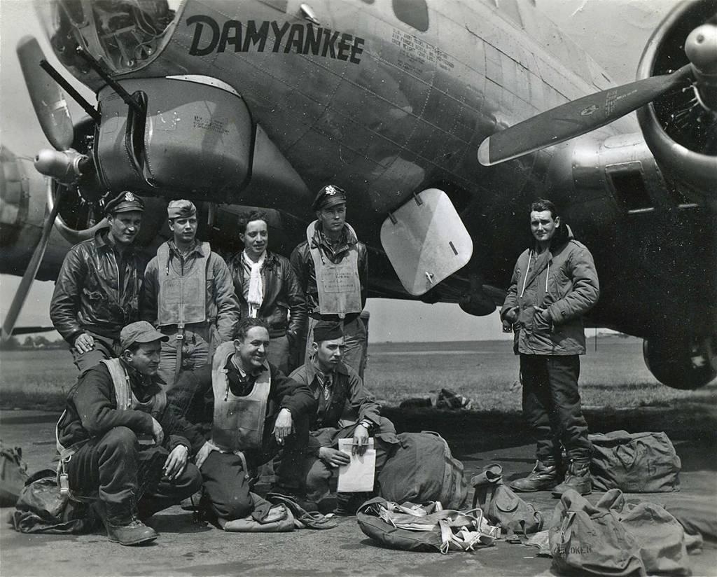 B-17 #42-102669 / DamYankee