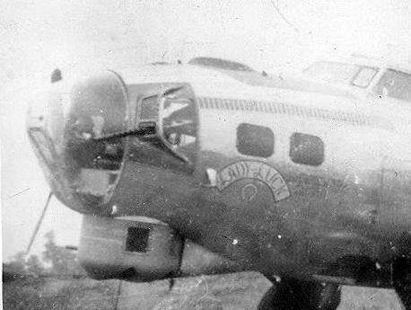 B-17 #42-102689 / Lady Luck