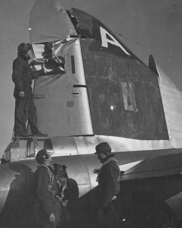 B-17 #42-107040 / Shirley Jean