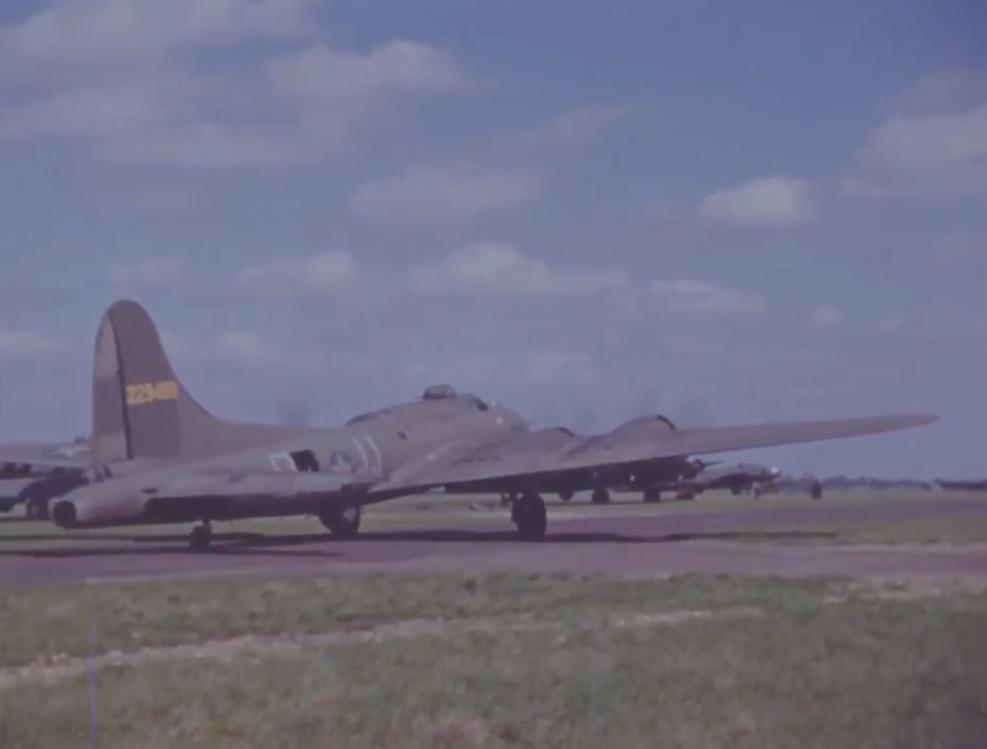 B-17 #42-29499 / Mama Chung