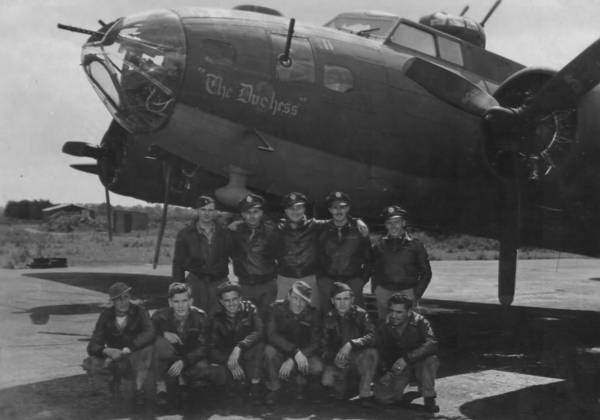 B-17 #42-29925 / The Duchess