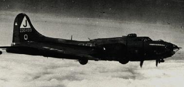 B-17 #42-30499 / My Princess