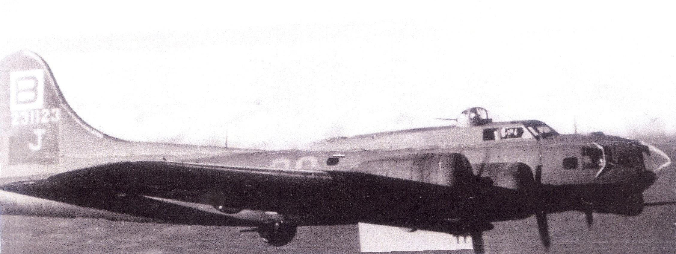 B-17 #42-31123