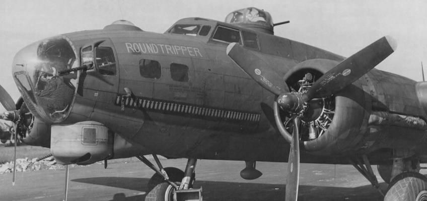 Boeing B-17 #42-31369 / Round Tripper