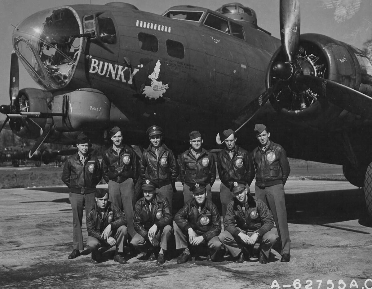 B-17 #42-31542 / Bunky