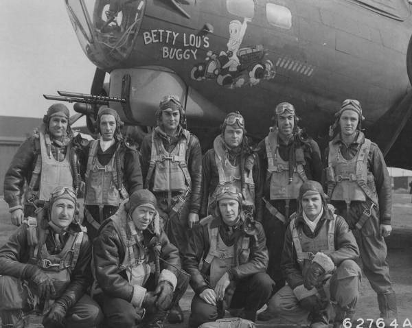 B-17 #42-31579 / Betty Lou's Buggy