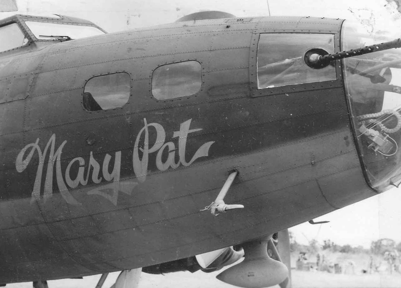 B-17 #42-3292 / Mary Pat