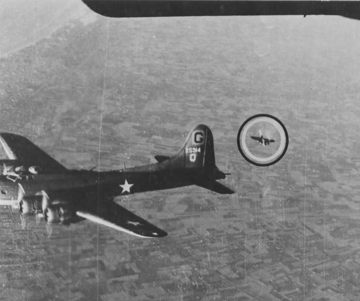 B-17 #42-3306