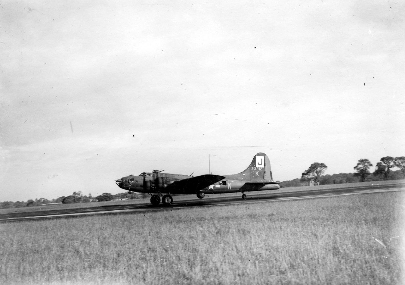 B-17 #42-3312