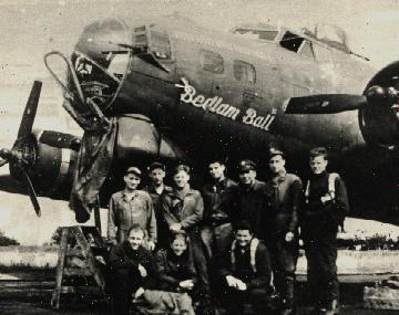 B-17 #42-38153 / Bedlam Ball