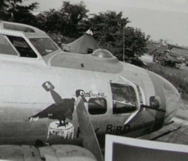 B-17 #42-97068 / Key Bird
