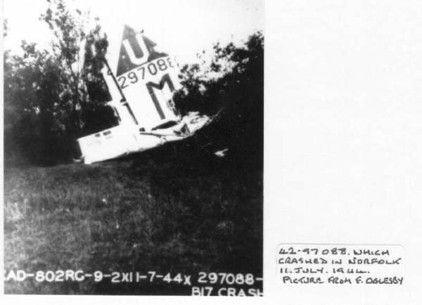 B-17 #42-97088