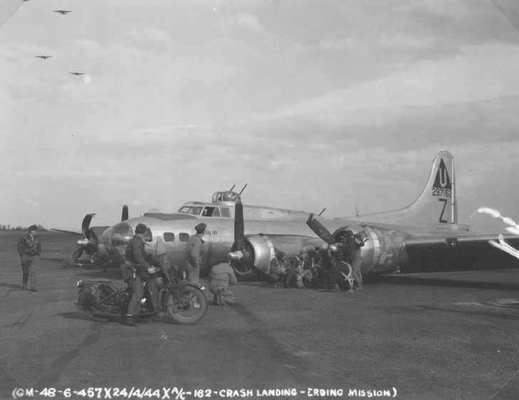 B-17 #42-97162