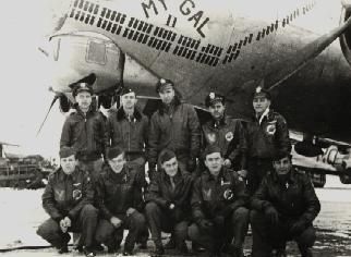 B-17 #42-97169 / My Gal II