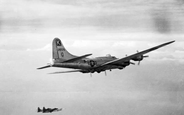 B-17 #42-97176