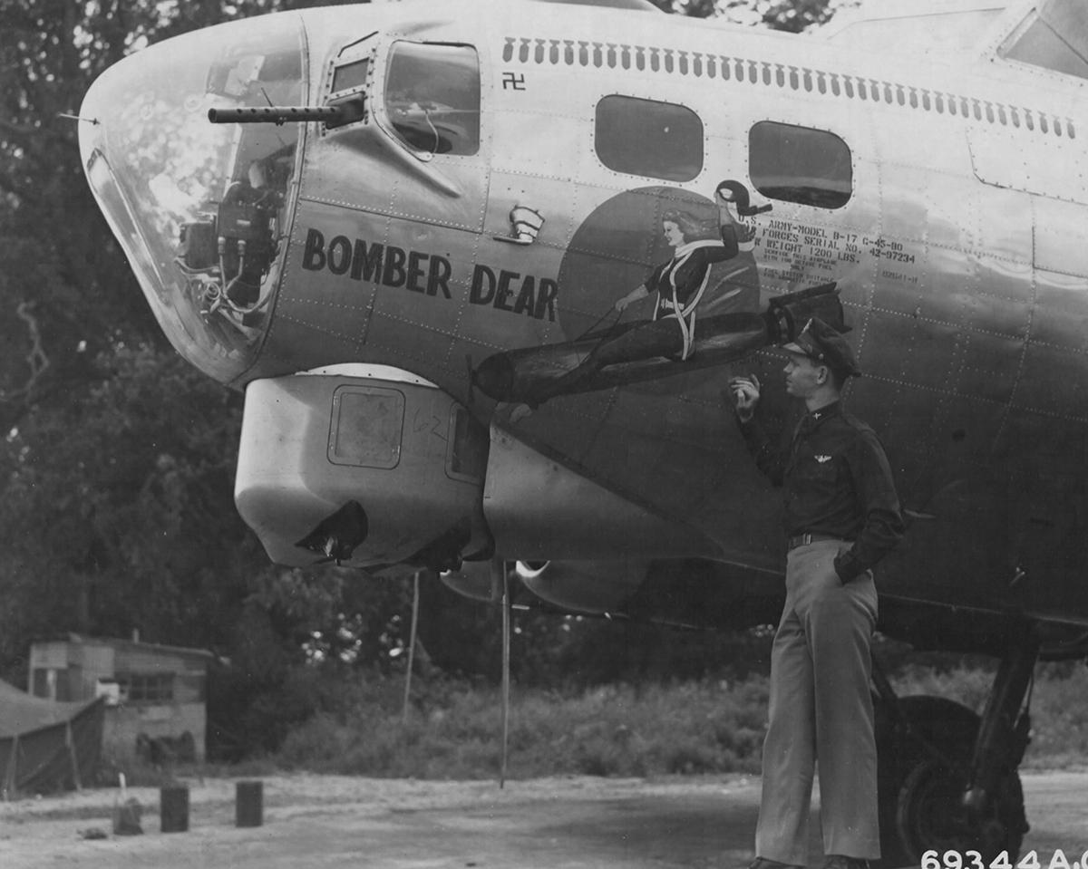 B-17 #42-97234 / Bomber Dear