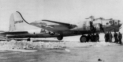 B-17 #42-97334 / Haard Luck