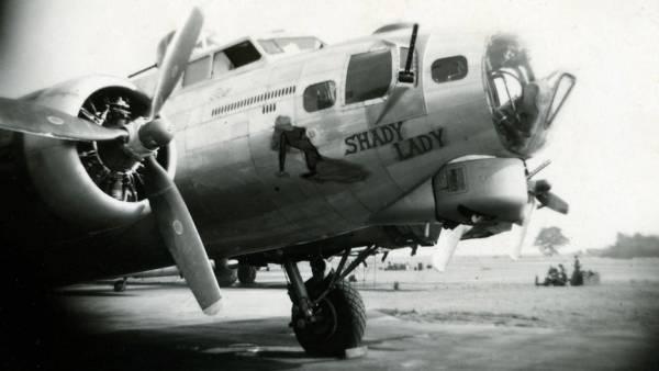 B-17 #42-97385 / Shady Lady