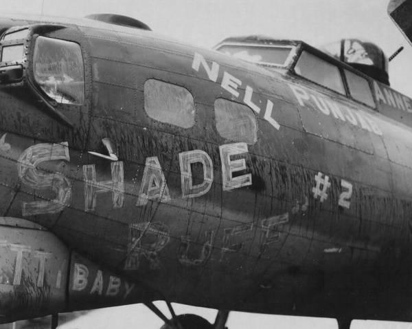 B-17 #42-97478 / Shade Ruff II
