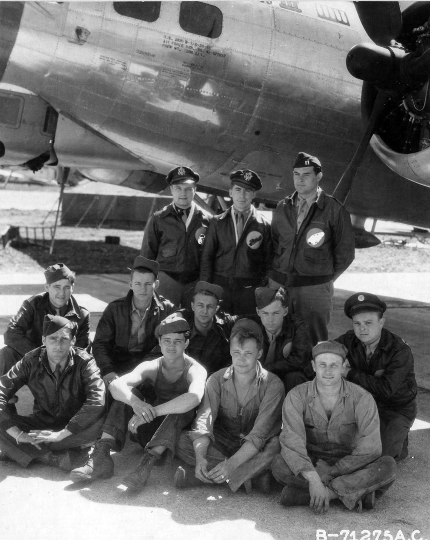 B-17 #42-97807 / Little Butch III