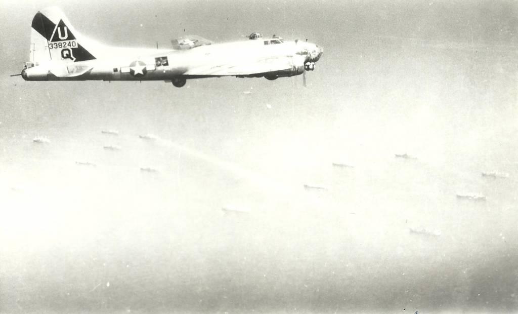 B-17 #43-38240