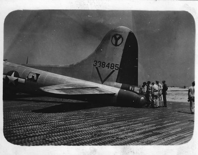 B-17 #43-38485