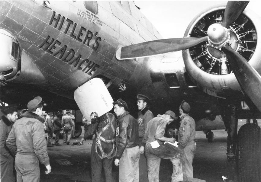 B-17 #43-39180