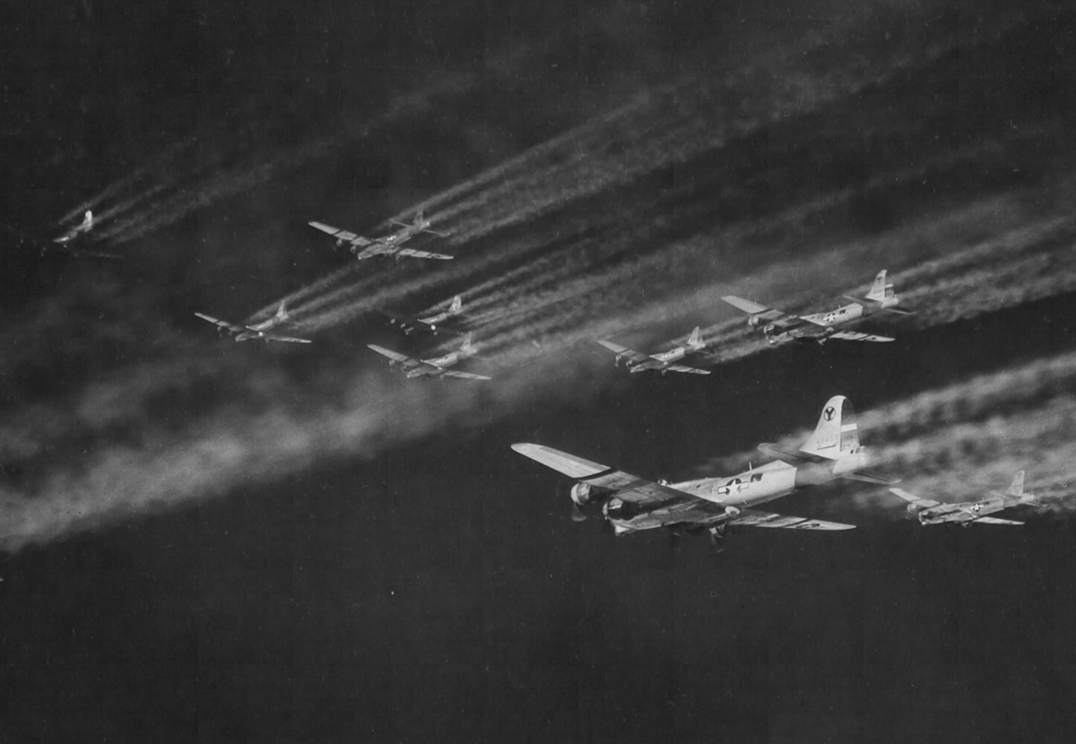 B-17 #44-6455