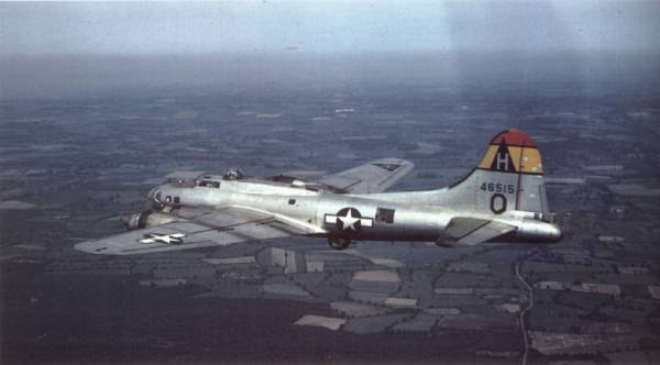 B-17 #44-6515
