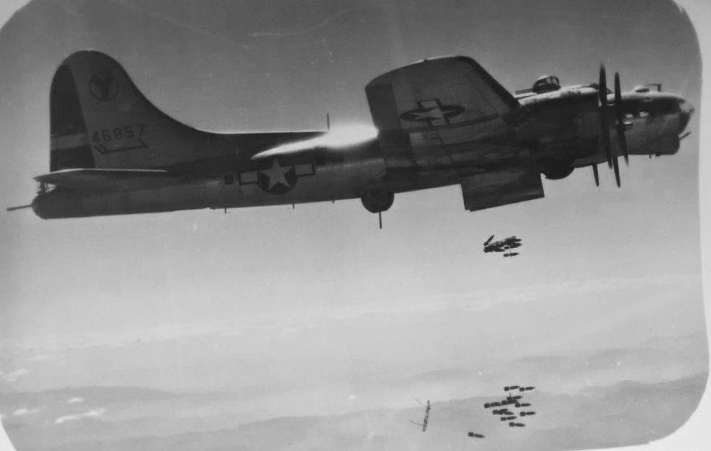 B-17 #44-6857