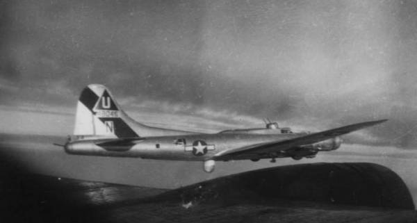 B-17 #44-8046