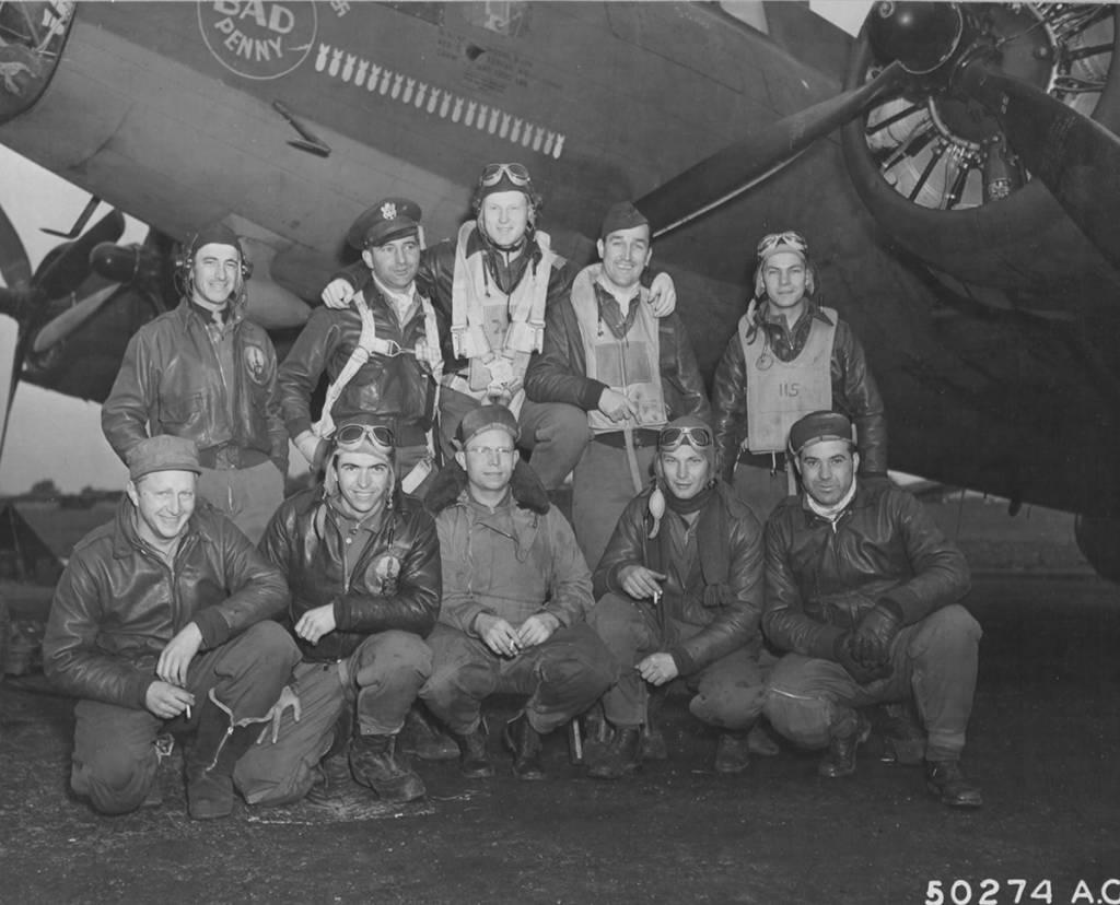 "CAPT Charles E. ""Red"" Cliburn & crew"