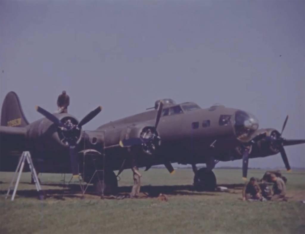B-17 #42-29531