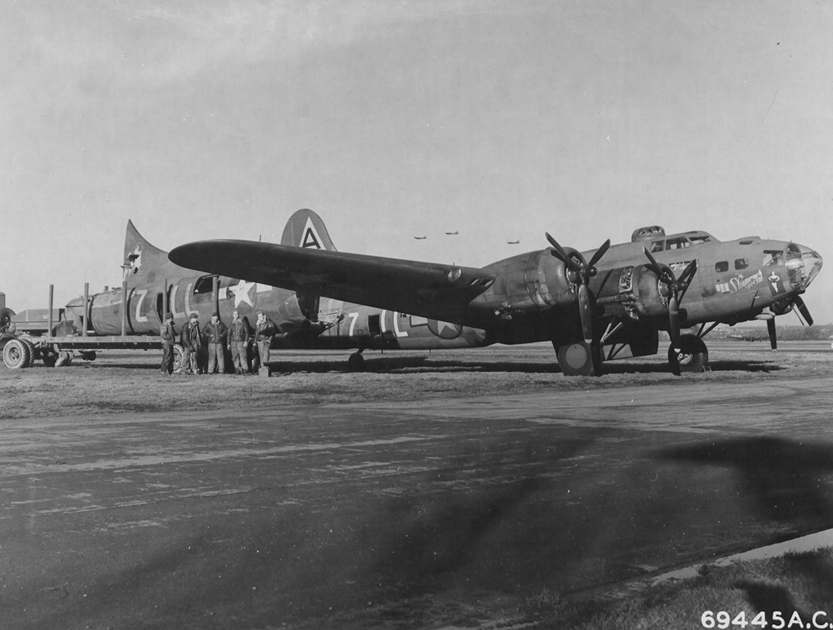 B-17 #42-29591 / The Shamrock Special