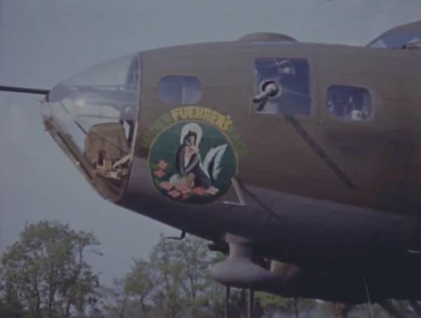 B-17 #42-29727 / In Der Fuehrer's Face