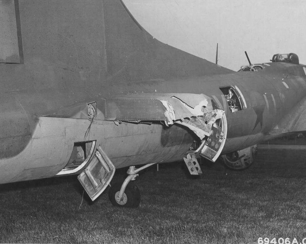 B-17 #42-29797 / Old Ironsides