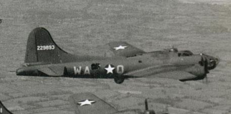 B-17 #42-29893