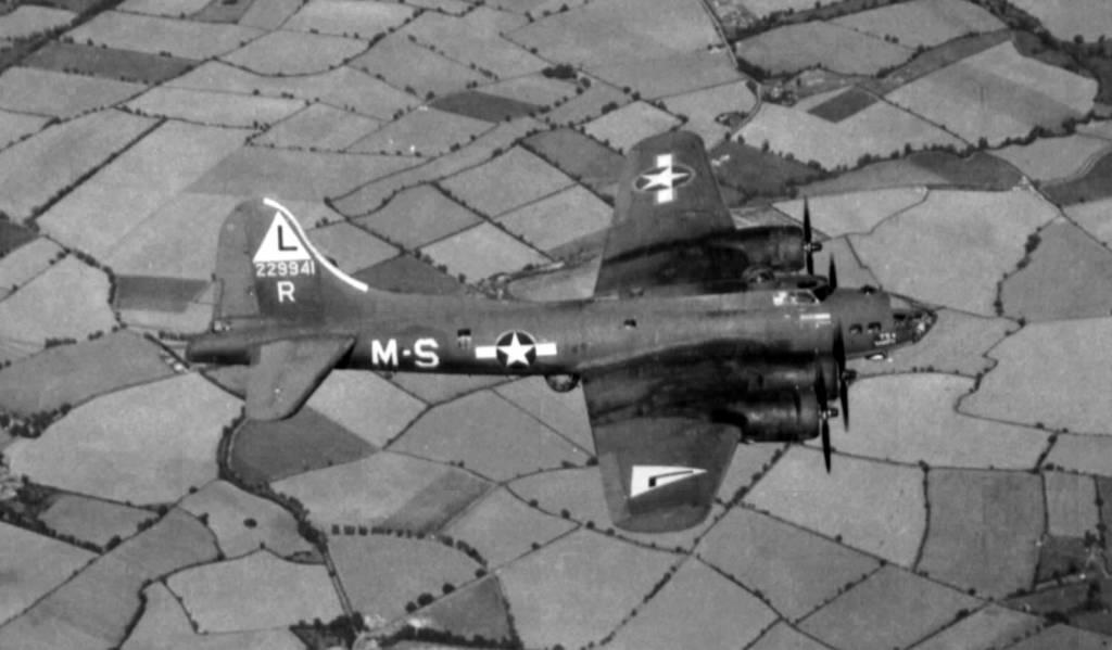 B-17 #42-29941 / Tarfu aka TS Tarfu aka TS Too