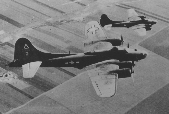 B-17 #42-30470 / Wolf Pack