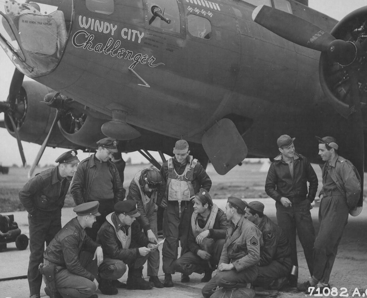 B-17 42-3049